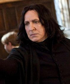 J.K. Rowling has some information to clear up about Severus Snape.