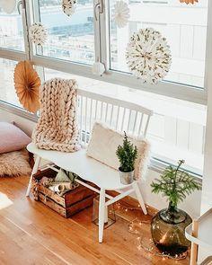 Decorar la mesa para brunch de Navidad - Decor, Bed, Interior, Pillows, Modern House, Modern, Scandinavian Decor, Home Decor, Throw Pillows