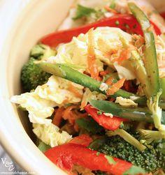 super healthy chinese chicken salad