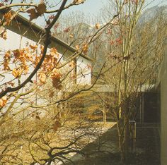 Peter Zumthor - Wohnhaus und Atelier, Haldenstein - 2005
