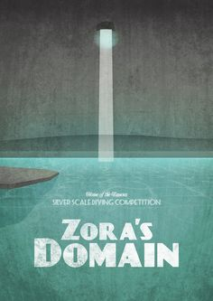 Zora's domain #Zelda #Poster