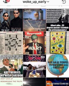 Follow my back up account before they shut me down again.  @woke_up_early  #Moon #sun #dome #nasalies #illuminati #mkultra #wakeup #truth #earthisflat #newworldorder #chemtrails #911wasaninsidejob #fematters #fema #geoengineering #haarp #martiallaw #cern #spacehoax #falseflag #endthefed #symbolism #nwo #flatearth #creator http://quotags.net/ipost/1647749882221805038/?code=Bbd-8mohb3u