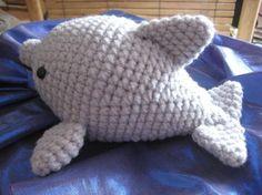 dolphin crochet pattern | Dolphin Amigurumi Crochet Pattern by AwkwardSoul on Etsy, $3.75