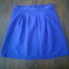🔥Hot Sale🔥 Theory cobalt blue midi skirt 10 Excellent condition, Theory Skirts Midi