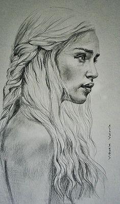custom portrait pencil drawing, portrait sketch by Vittoria Art