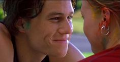 58 Romantic Comedies You Need To See Before You Die Some of my favorite movies. And Heath Ledger, oh my. Best Romantic Comedies, Romantic Movies, Romantic Things, Lovely Things, Movies And Series, Movies And Tv Shows, Love Movie, Movie Tv, Teen Movies