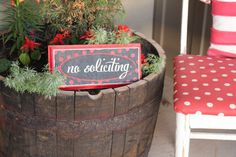 no soliciting sign!!! done with vinyl!