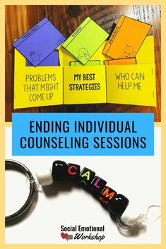 Last Counseling Sessions. What Are You Missing?