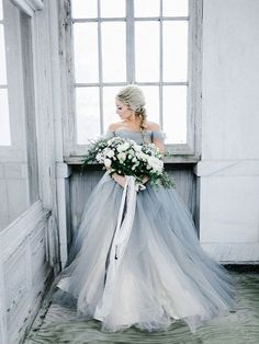 Many brides all over the world rock the tradition of wearing or carrying something blue at their wedding as it promises...