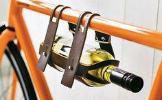 Bike wine transportation