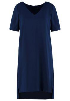 Benetton Sukienka letnia - navy blue za 239 zł (28.08.16) zamów bezpłatnie na…