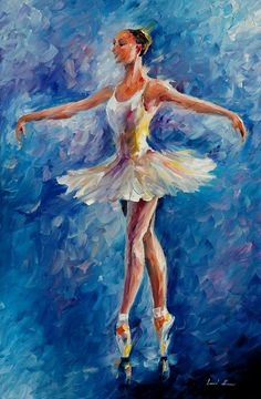 """Bravo"" Original Oil by Leonidafremov.deviantart.com on @deviantART"