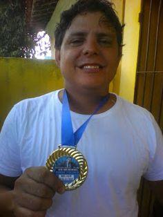Reino de Caíssa: Pedro Moura tem sua medalha do Bobby Fischer!