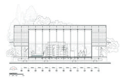 Image 30 of 31 from gallery of House / Teke Architects Office. Arch House, House Roof, Contemporary Architecture, Architecture Design, Decks, Local Builders, Modern Farmhouse Exterior, House Drawing, How To Plan