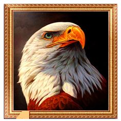 AIHOME Eagle DIY 5D Diamond Embroidery Painting Mosaic Rhinestone Cross Stitch Kits for Home Decor ** You can get more details by clicking on the image. (This is an affiliate link) #ArtDIYCraftsKitsToysandGames