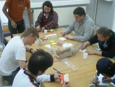 Switch Project: Participatory Design Sessions by Ru Zarin. The activity consisted of two parts,