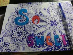 Doodle so sweet