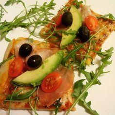Edel's Mat & Vin : Pizza med smak av Italia ♫
