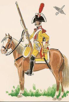 Dragones de la Reina 1808