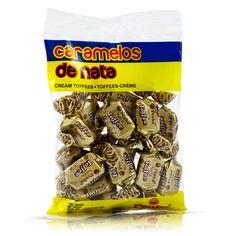 Milk Cream Toffees - Caramels - Penha