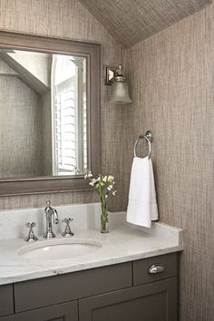 Grcloth Wallpaper Walls And Ceiling With Wall