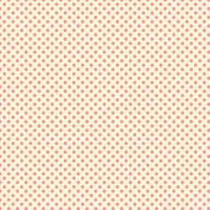 **FREE ViNTaGE DiGiTaL STaMPS**: Free Digital Scrapbook Paper - Cream & Pink Polka Dots