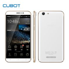 Cubot nota s 4150 mah batería del teléfono móvil 5.5 pulgadas 1280x720 android 6.0 smartphone 3g wcdma 2g ram 16g rom teléfono móvil