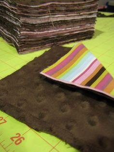 How To: Fast quilt