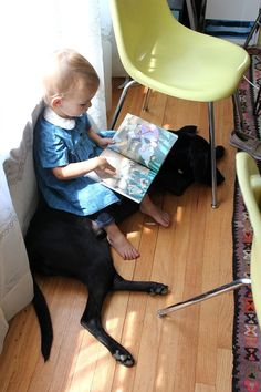 Who will you read with today? ~ The Children's Reading Foundation