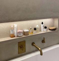 Room Interior, Interior And Exterior, Interior Design, Pale Skin Makeup, Mtv Cribs, How To Do Makeup, Aesthetic Rooms, Floating Shelves, Bathroom Medicine Cabinet