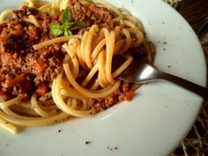 Ragú Bolognese...my best favorite