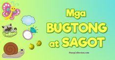 Bugtong, Bugtong: Mga Bugtong na may Sagot (w/ Pictures) El Filibusterismo, Tagalog Words, Noli Me Tangere, Peacock Pictures, Kids Story Books, Pinoy, Riddles, Filipino