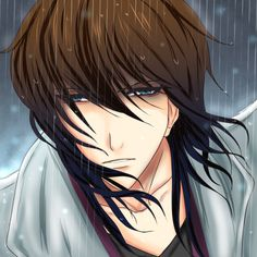 Hm... I don't Know what to think about this one... The Rain by paanpanpanda on DeviantArt Seto Kaiba
