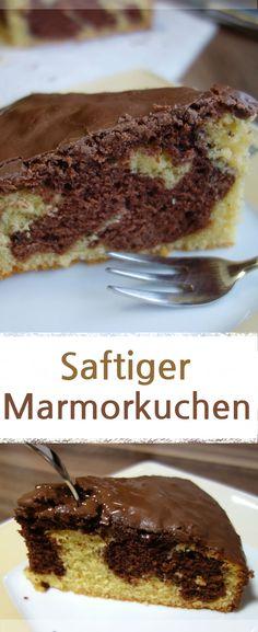 Rezept für einen saftigen und leckeren Marmorkuchen mit Schokoglasur. Rührkuchen aus den Backofen, kann man in einer Kuchenform mit Flachboden, Kugelhupf oder Rohrboden backen. Auch mit Puderzucker lecker. Schoko, Glasur. Im Flachboden gebacken auch ideal zum garnieren und dekorieren, z.b. als Geburtstagsgeschenk. Meine Stube #marmorkuchen #kuchen #rührkuchen