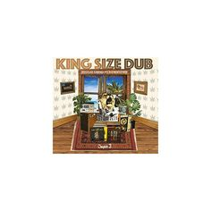 King Size Dub: Reggae Germany Downtown & Various - King Size Dub: Reggae Germany Downtown / Various (CD)