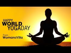 Celebrate Yoga day with Celebrity.