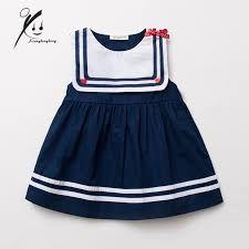 Resultado de imagen para vestido marinero niña
