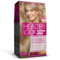 Healthy Look Ammonia Free Gray Coverage Hair Color