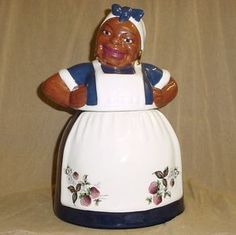 I collect cookie jars