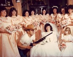 Saturday Night Special: Shotgun Wedding