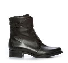 Ecco Skoletter & boots ECCO ADEL Skinn Sort