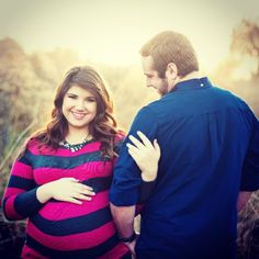Couples photography. Maternity shoot. Love. Favorite picture from the shoot. :)