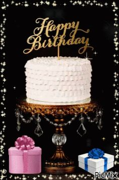 Birthday wishes cake gif ideas Birthday Cake Gif, Happy Birthday Cake Images, Happy Birthday Wishes Quotes, Happy Birthday Video, Cute Happy Birthday, Happy Birthday Candles, Happy Birthday Greetings, Father Quotes, Algarve