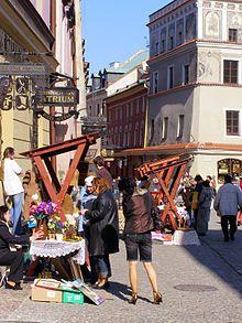 Lublin – Wikipedia, wolna encyklopedia