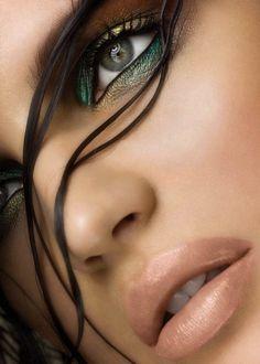Trucco occhi verdi, idee make up (Foto) | Stylosophy