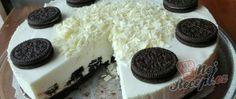 Fantastický raffaello krém do různých dezertů Oreo Cheesecake, Food And Drink, Philadelphia, Oreos, Pudding, Apple Sour Cream Cake, Marble Cake, Noodle Salads, Custard Pudding