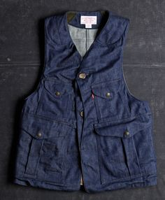 Levi's Levi's® Workwear by Filson® Original Hunting Vest - Rigid - Jackets