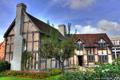 Stratford-upon-Avon - Shakespeares Birthplace