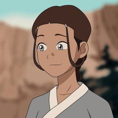 Animated Cartoon Characters, Black Anime Characters, Iconic Characters, Avatar Profile Picture, Avatar Picture, Profile Pics, Avatar Legend Of Aang, Team Avatar, Avatar Kyoshi