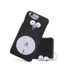 Kickstarter 発、イヤホンを巻取収納できる iPhone 6/6s ケース | Mous Musicase | MONOCO
